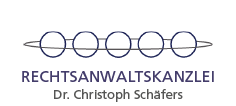 Rechtsanwaltskanzlei Dr. Schäfers Logo